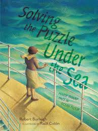 solving the puzzle under the sea book by robert burleigh raúl