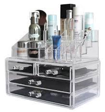 makeup storage aliexpress com buy acrylic makeupzer display