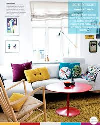 The  Best Eclectic Living Room Ideas On Pinterest Dark Blue - Bright colors living room