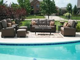 Patio Furniture Costco Online - patio 15 wicker patio furniture costco costco summer