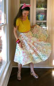 Pink Gingham Shower Curtain Cassie Stephens Diy The Oodles Of Doodles Shower Curtain Skirt