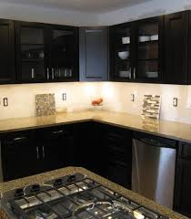 How To Install Lights Under Kitchen Cabinets Kitchen Design How To Make Do It Yourself Built In Kitchen