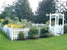 Mesmerizing Decorative Garden Fencing Decorative Garden Garden