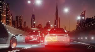 lexus car commercial visit our gloomy autonomous future in this lexus is commercial