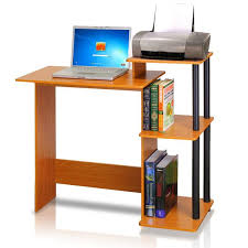 Walmart Com Computer Desk by Furinno 11192gyw Bk Efficient Home Laptop Notebook Computer Desk
