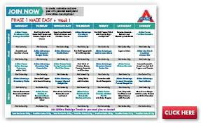 easy atkins phase 1 meal plan shrimp on a diet
