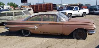 Vintage Ford Truck Salvage Yards - gm cars