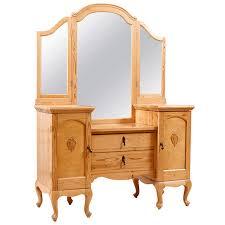 Antique Art Deco Bedroom Furniture by Antique Art Deco Dressing Table In Pine C 1920 Bonnin Ashley