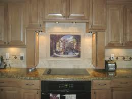 kitchen mural backsplash decorative tile backsplash kitchen tile ideas archway to kitchen