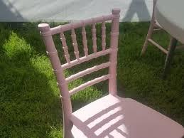 wooden chair rentals pink kids chiavari chair rentals for children s events