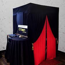 photo booth tent our booth crown photo booth