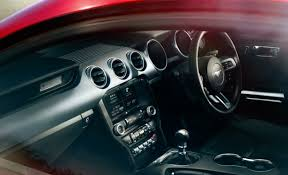 mustang gt 2015 interior 2015 ford mustang production has started car and driver