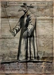 plague doctor s mask black beaks lavender the plague doctors of europe