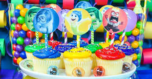 inside out party inside out party ideas the nerds