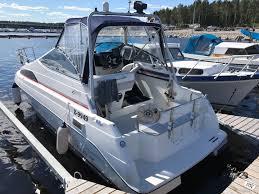 bayliner 2255 cierra sunbridge motor boat 1990 kuopio nettivene