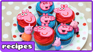 cupcake mania peppa pig cupcakes birthday cake quick and