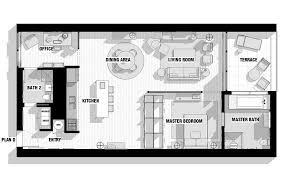 Loft Home Floor Plans City Loft Floor Plan Interior Design Ideas