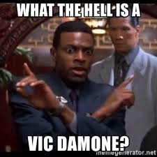 What The Hell Is A Meme - what the hell is a vic damone chris tucker rush our meme