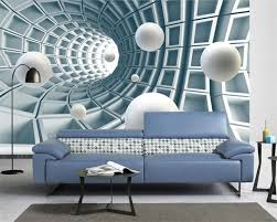 compare prices on 3d wallpaper tunnel online shopping buy low