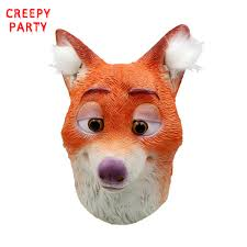 halloween fox online get cheap fox mask halloween aliexpress com alibaba group