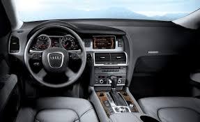 Audi Q7 Inside 29 Brilliant Audi Q7 Interior Colors Rbservis Com