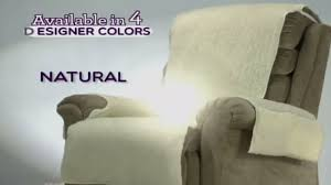Reclining Chair Cover Snuggle Up Poly Fleece Cover For Recliner