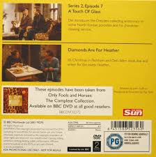 Only Fools And Horses The Chandelier Dvd Only Fools And Horses Series 2 Episode 7 A Touch Of Glass