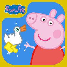 peppa pig golden boots app store