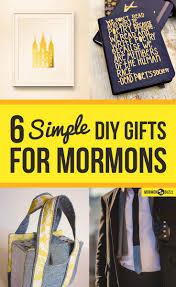 6 simple diy gifts for mormons mormon buzzz