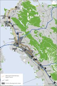 Hayward Bart Station Map by Tomorrow Abag East Bay Corridors Initiative Priorities 2015 16