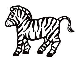 images animal print coloring