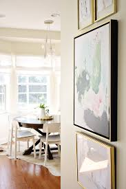 perfect art for your gallery wall ashlee proffitt the perfect abstract art for your gallery wall lindsay letters by ashlee proffitt