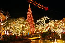 Los Angeles Christmas Decorations Sparks Socal Sports Annals