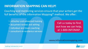 information mapping 3 most common mistakes in applying the information mapping method