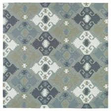Outdoor Rug Square Square Outdoor Rugs Rugs The Home Depot