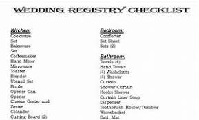 wedding gift registry list wedding registry list of items newlyweds need just b cause 74