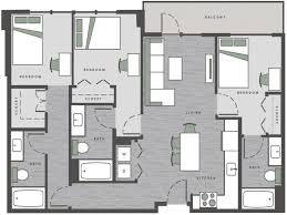 Arlington House Floor Plan 101 Center Arlington Tx Apartment Finder