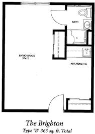 studio apartment floor plans small efficiency laferida com