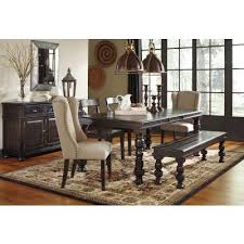 gerlane dining set w upholstered chairs formal dining sets