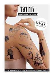 tattly designy temporary tattoos u2014 sets