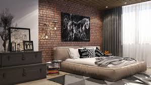 Loft Style Bed Frame Loft Style Bedroom On Behance