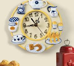 contemporary kitchen wall clocks best decor things