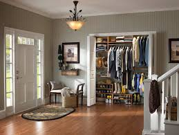 how to organize a closet