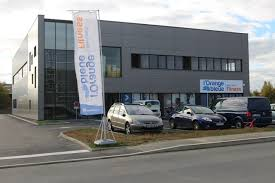 siege orange livraison du siège de l orange bleue à rennes 1400 m2 groupe