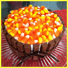 halloween cake decoration ideas halloween candy bucket cake cakecentral com