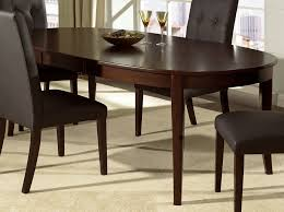 table modern oval dining table home interior plan