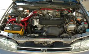 92 honda accord engine what color to paint my valve cover and heat shield honda