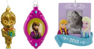 kohl s clearance disney hallmark ornaments more starting at
