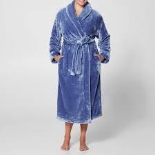 dressing gown luxe shimmer fleece dressing gown target australia