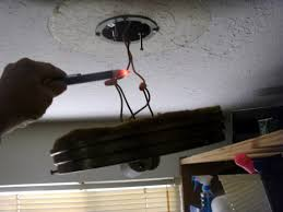 How To Connect Light Fixture Wires Installing And Wiring A Light Fixture Dengarden